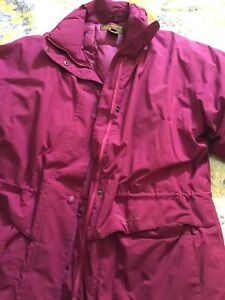 Large Eddie Bauer winter jacket