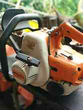 STIHL Chainsaw 08 5 Liverpool Liverpool Area Preview