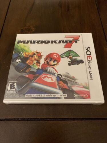 Mario Kart 7 Nintendo 3DS Brand New Factory Sealed - $50.00