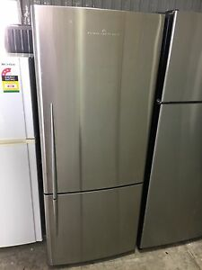 Fisher & Paykel 442ltr Stainless Upside Down with 2 months warranty Forest Glen Maroochydore Area Preview