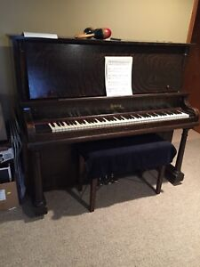 DOHERTY PIANO FOR SALE