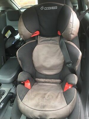 Maxi-Cosi Rodi XR child car seat Age 3-12 Years 15kg - 36kg.