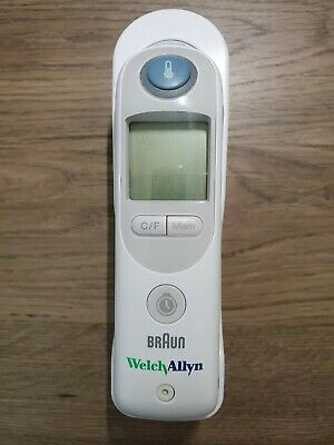 Welch Allyn 06000200 Braun Thermoscan Pro 6000 Ear Thermometer