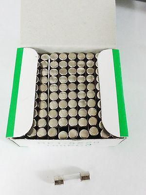 100pcs Gma 0.5a 500ma Fast-blow Fuse 0.5 .5 Amp 250v 5x20mm 5 X 20mm Usfreeship