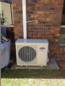 Carrier 2.5kw air con including install. Sinnamon Park Brisbane South West Preview
