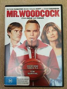 Mr. Woodcock - DVD R4 - FREE POSTAGE Cranbourne North Casey Area Preview