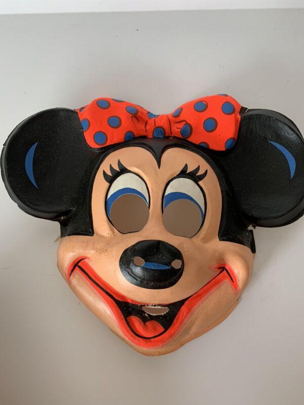 Minnie Mouse Ben Cooper Vintage Costume 1950s