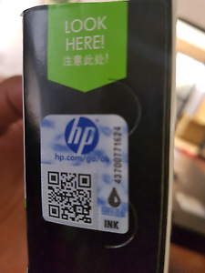 HP OFFICEJET 950XL BLACK INK Wembley Downs Stirling Area Preview