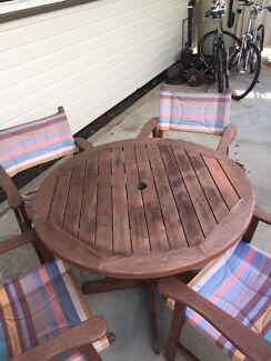 hardwood dining tables gold coast. hardwood 4 seater outdoor setting dining tables gold coast o