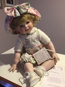 Collectable Doll-Ashton Drake Bertram Kwinana Area Preview