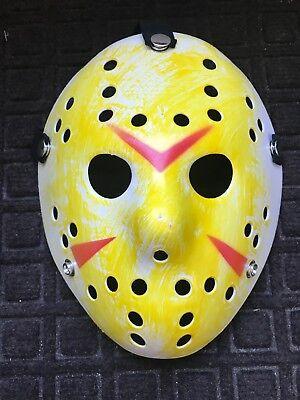 Friday the 13th Hockey Mask Halloween Jason vs Freddy Costume  Movie USA - Friday The 13 Vs Halloween