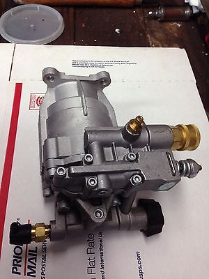 Horizontal Pressure Washer Pump Kit 34 Replace Troy-bilt Generac Sjv25g27d