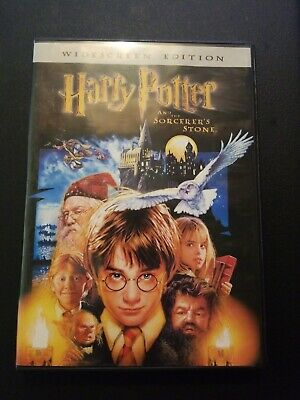 Harry Potter and the Sorcerers Stone (DVD, 2008)