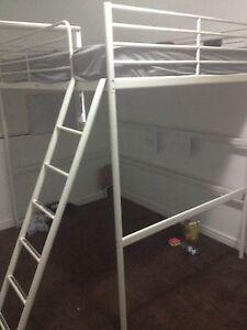 Double bunk loft bed inc mattress Arncliffe Rockdale Area Preview