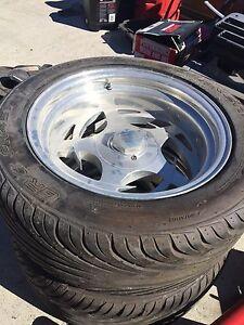 Dragway billet wheels chev Torana Karalee Ipswich City Preview