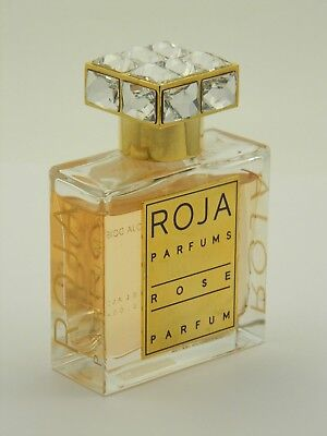 Roja ROSE Pour Femme Parfum Spray 50ml Without Box - 75% Full