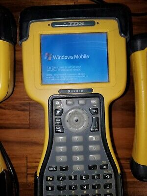 Tds Ranger Survey Data Collector Rugged Handheld Computer