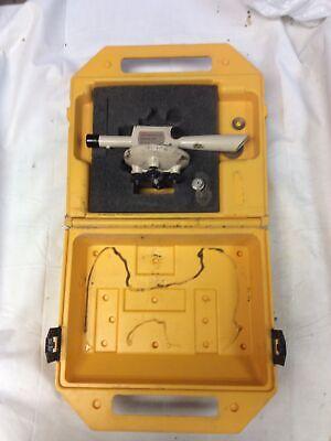 David White L6-20 Meridian Transit Level With Case 1109202mn