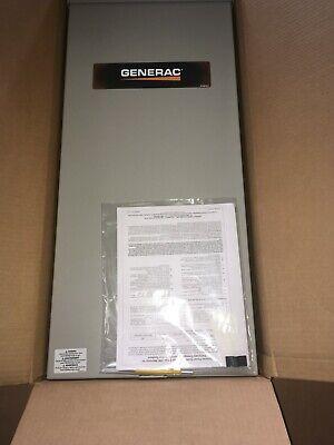 Generac Rxg16eza3 Nema 3r 100 Amp 16 Circuit Auto Transfer Switch New Ships Fast