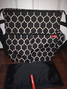 Skip Hop diaper bag like new
