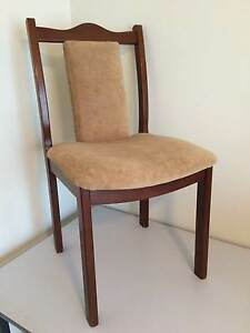 Dining Chairs Beaconsfield Fremantle Area Preview