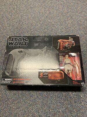 Star Wars Black Series Rey's Speeder (Jakku) No. 3