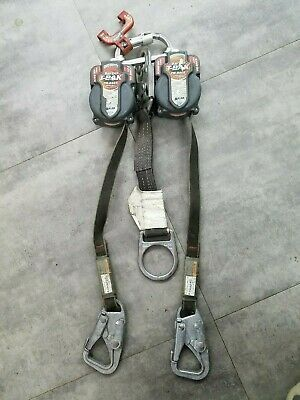 Miller T-bak Twin Turbo Personal Fall Protection