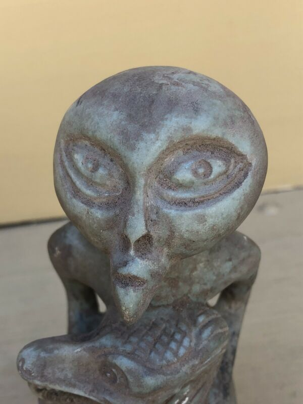 Alien Carved Stone