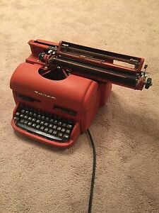 Remington Type Writer - $100