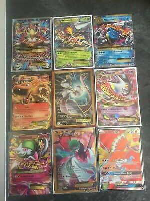 EX Holo Rare Pokemon Cards - Various EX Sets