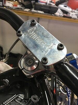 Vrod Muscle Nightrod Bar Risers 1 Inch