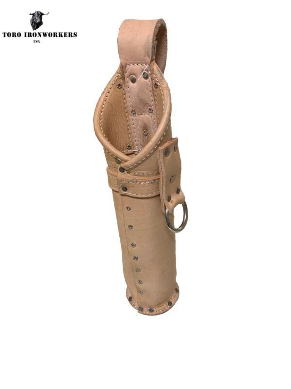 Welding Electrode Rod Holder Heavy Duty Leather