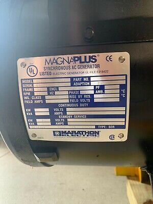 Marathon Magnaplus 30kw Generator End