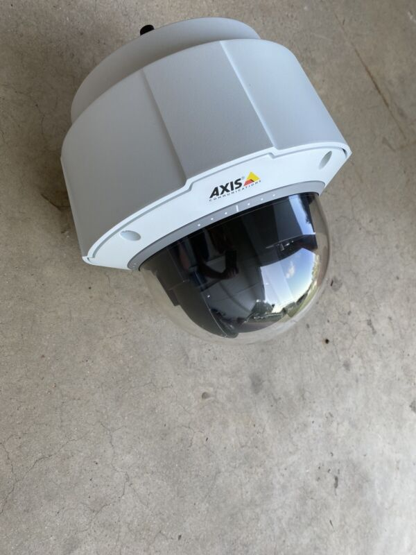 AXIS Q6054-E PTZ Network Camera outdoor-ready PTZ with 30x zoom and focal recall