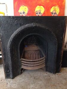 Fire place from Paddington Terrace Waverton North Sydney Area Preview