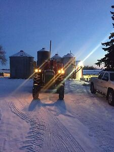 WANTED:  40-50 hp tractor with 3 POINT HITCH
