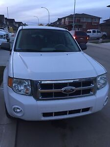 Ford Escape Hybrid low kms