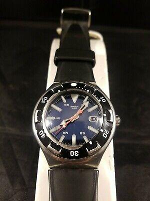 Vintage Swatch Scuba 200 Mens Watch