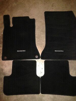 Mercedes Veloursmatten Fußmatten A w176.B w246.CLA w117.GLA x156.