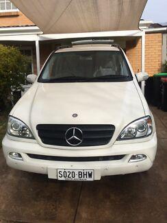Has to go..Reasonable offers considered**04 Mercedes Benz ML350** Glen Osmond Burnside Area Preview