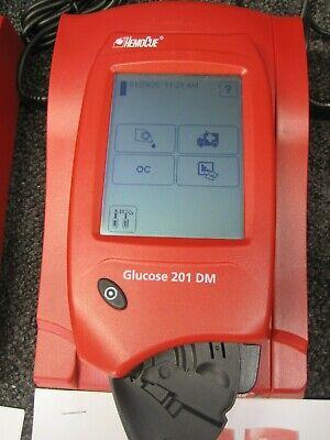 Hemocue Glucose 201 Dm - 121422 201dm W Primary Docking Station Power Cord