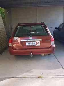 2000 Mitsubishi Verada Calwell Tuggeranong Preview
