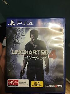 Uncharted 4: A Thief's End PS4 Airport West Moonee Valley Preview