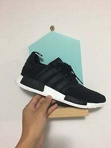 All new nmd original! Black and write East Perth Perth City Area Preview