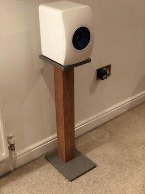 Kef LS50 Monitor Speakers White Gloss
