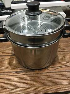 3 peice pot for cooking Mount Lewis Bankstown Area Preview