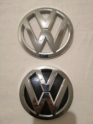 1K8853675K FOD Original VW R Line Rear Boot Badge Emblem