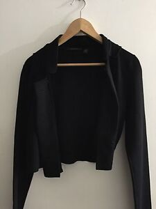 Little Black Jacket by Country Road size large Scarborough Stirling Area Preview