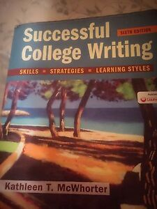 Successful college writing for english 100