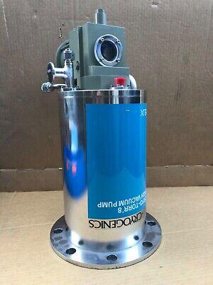 Cryo-torr 8 Cryopump Pn 8033167 . Refurbished